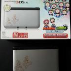 Nintendo 3DS XL Mario & Luigi Dream Team Limited Edition