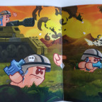 Worms Booklet