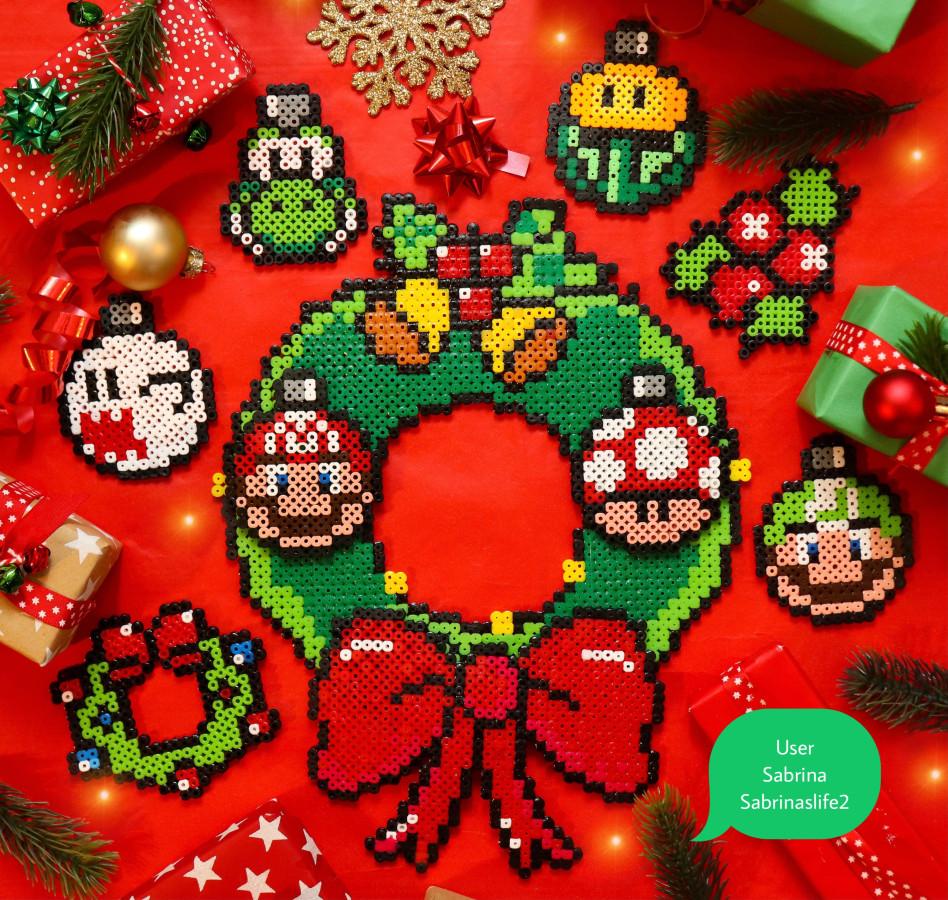 Weihnachtsgewinnpiel