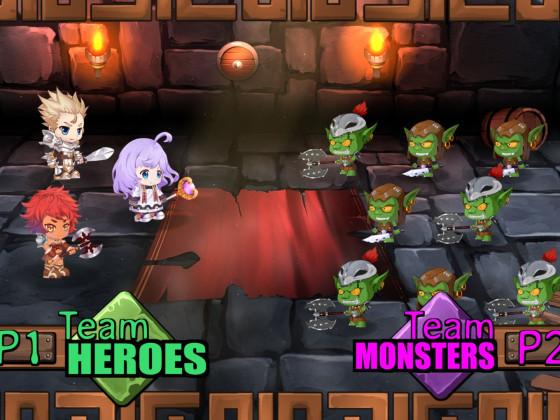 RPG PARTY Battle