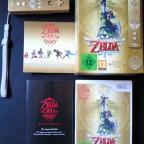 The Legend of Zelda: Skyward Sword Limited Edition Pack