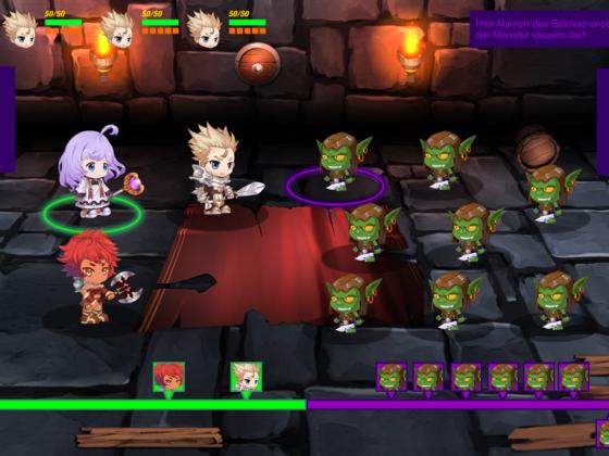 RPG PARTY Screenshot 2