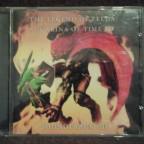 The Legend of Zelda: Ocarina of Time 3D Soundtrack CD