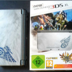 New Nintendo 3DS XL Monster Hunter 4 Ultimate Edition