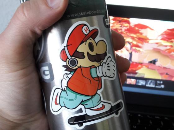 Paper Mario?
