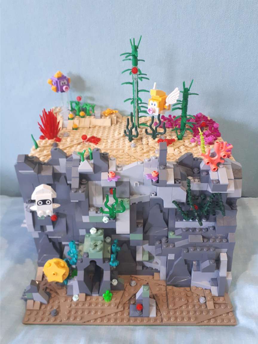 LEGO Super Mario Gewinnspiel - Rusty
