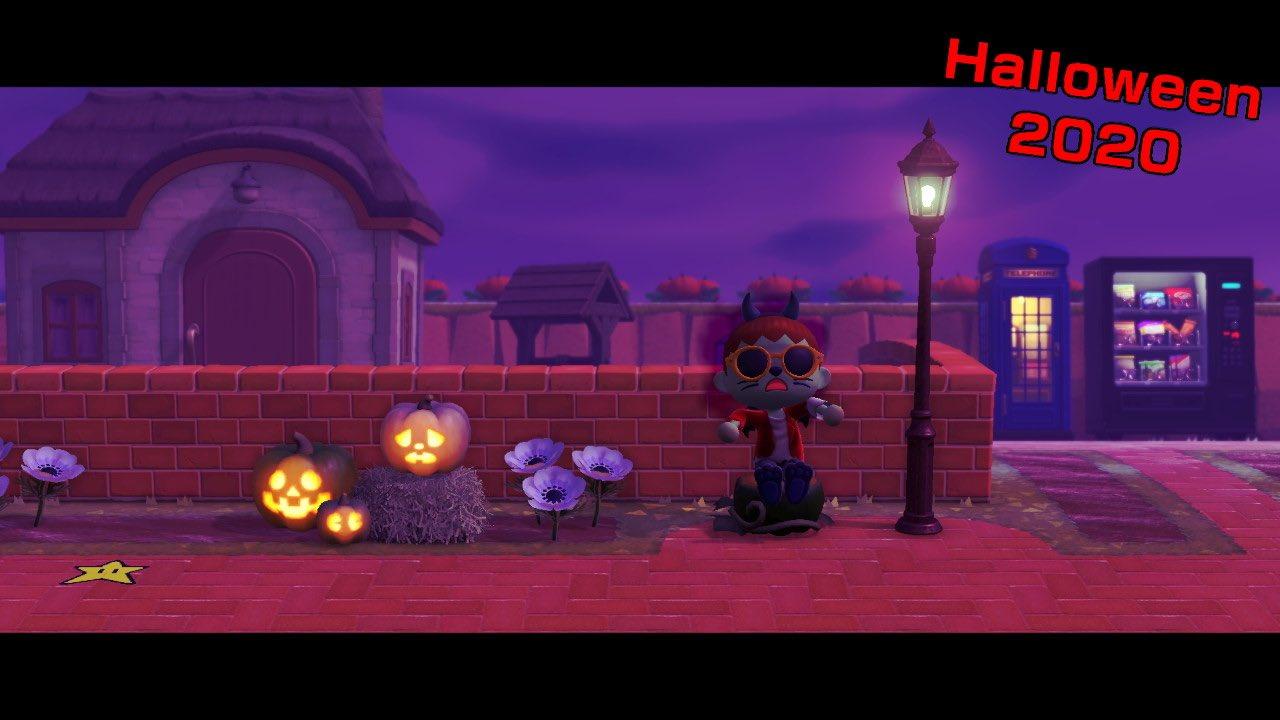 Animal Crossing Halloween 2020 - 3