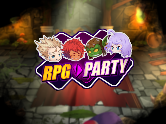 RPG PARTY - Neues Logo!
