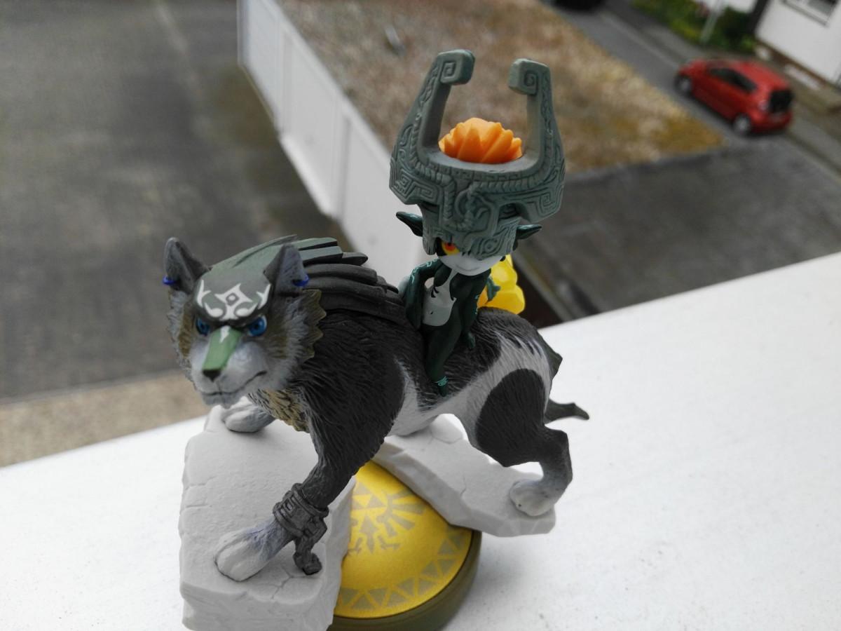 Mein Wolf Link amiibo