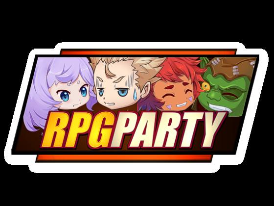 RPG Party Logoentwurf