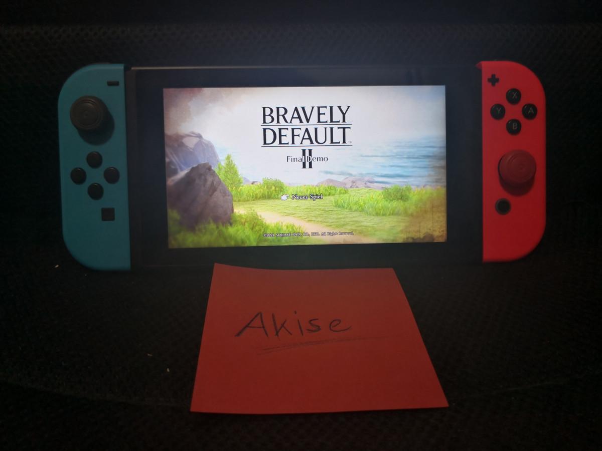 Bravely Default 2 Gewinnspiel