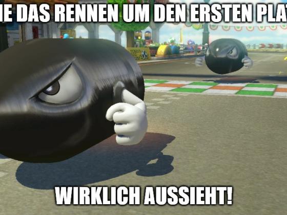 Mario Kart 8 Meme Gewinnspiel (HT)