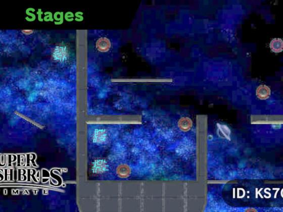 "SSBU Stage ""Target-Stage"""