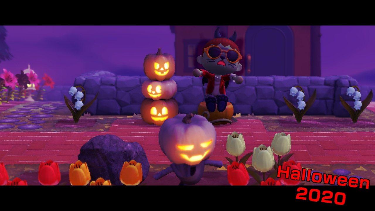 Animal Crossing Halloween 2020 - 7