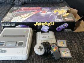 Super Nintendo - Danke komische Kollegin