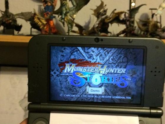 Monster Hunter Gewinnspiel