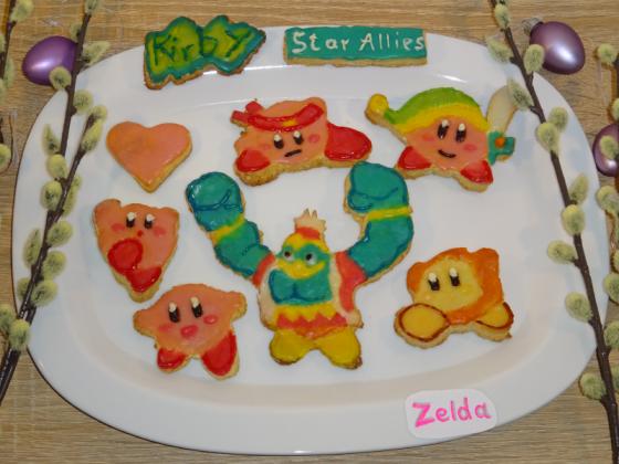 Kirby Kekse