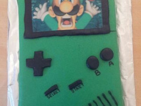 Gameboy-Kuchen