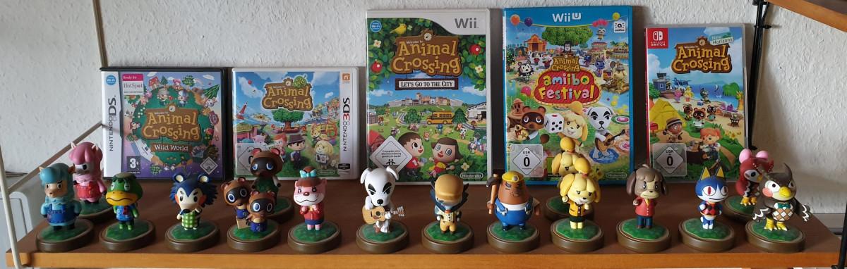 14 Jahre Animal Crossing