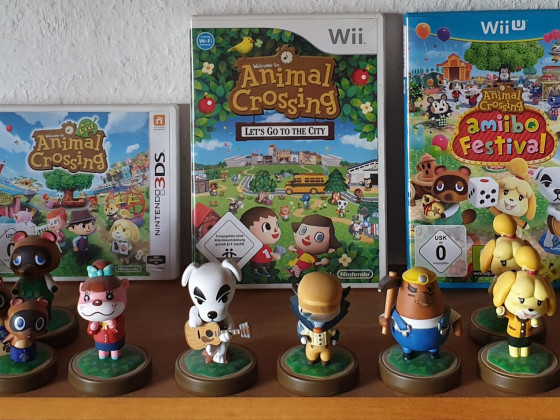 14 Jahre Animal Crossing