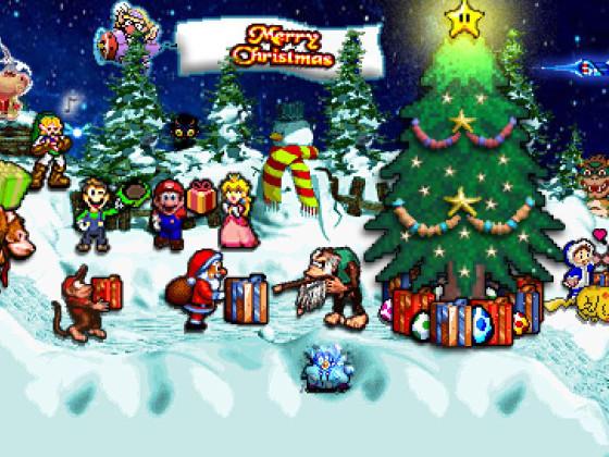 Nintendo Merry Christmas - Weihnachtsgewinnspiel 2019