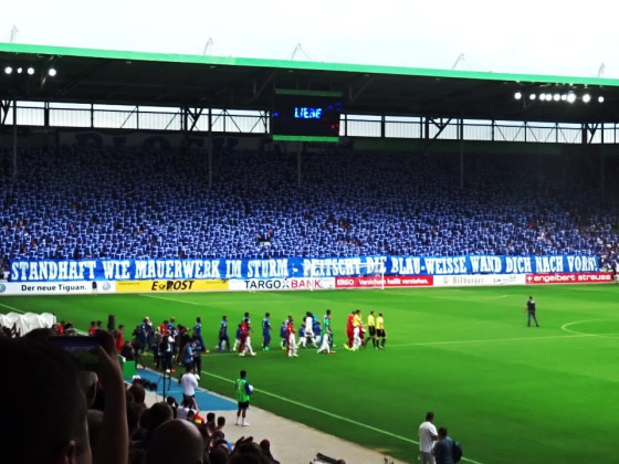 Choreo DFB-Pokal