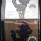 Super Mario Galaxy Soundtrack-CD's
