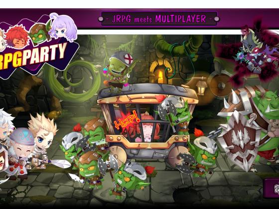 RPG PARTY - JRPG meets MULTIPLAYER