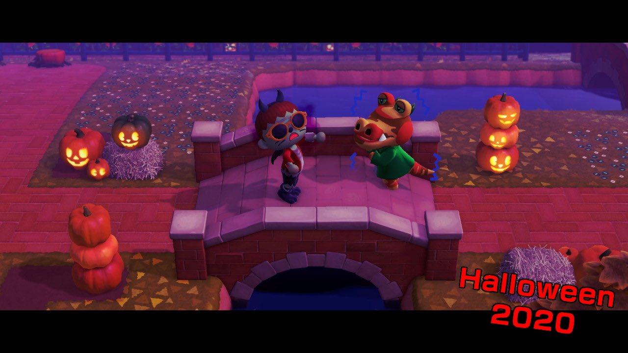 Animal Crossing Halloween 2020 - 4