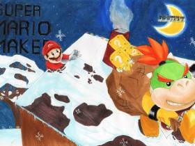 Super Mario Maker - Eine kleine Weihnachtsgeschichte
