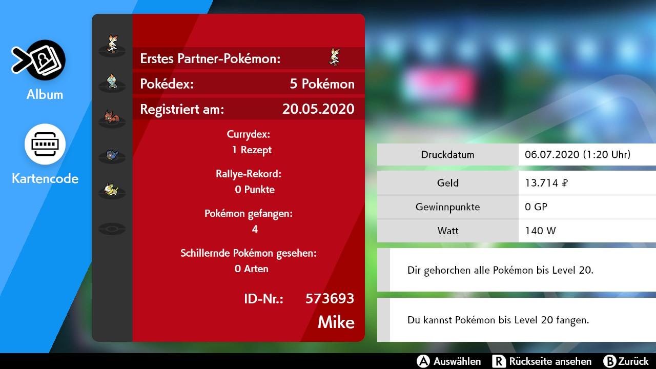 Pokemon Ligakarte 2