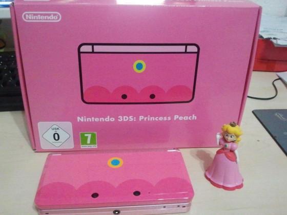 princess peach 3DS (2)