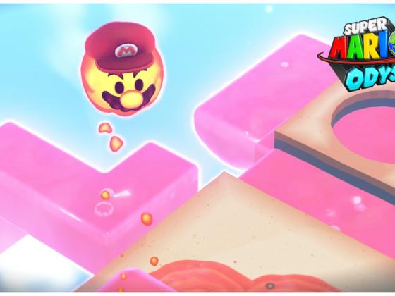 Super Mario Odyssey Gewinnspielteilnahme