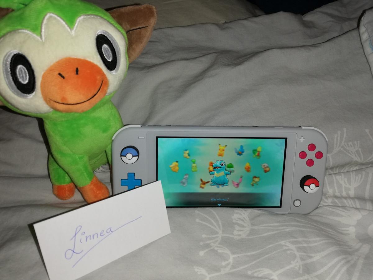 Gewinnspiel Pokémon