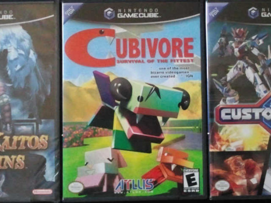 Gamecube Spiele (US)