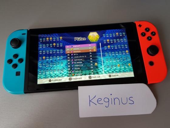 Tetris 99 1. Platz