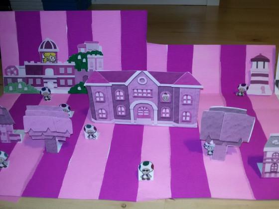 Paper Mario Color Splash Bastel Gewinnspiel 3 - Chefe