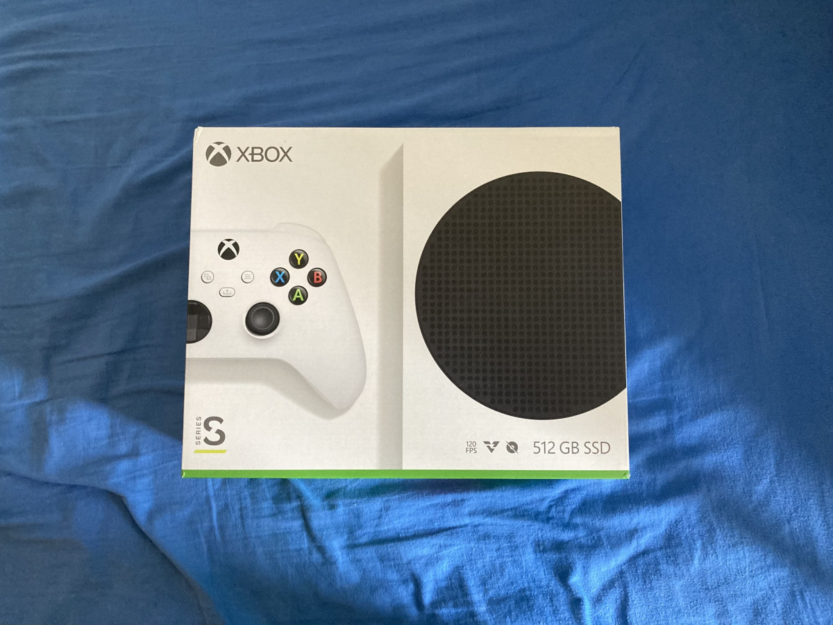 Xbox Series S (Münzgeld)