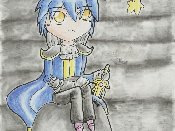 C: Chibi Meta Knight