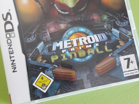 Metroid Nachschub