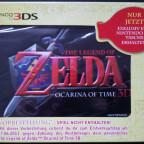 The Legend of Zelda: Ocarina of Time 3D (3DS) Vorbesteller-Bonus