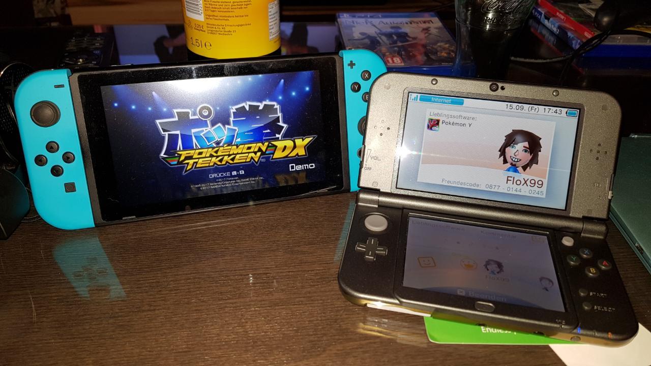 Pokemon Tekken GS FloX99