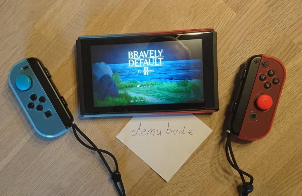 Bravely Default 2 - Gewinnspiel