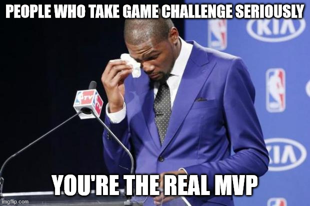Game Challenge MVP