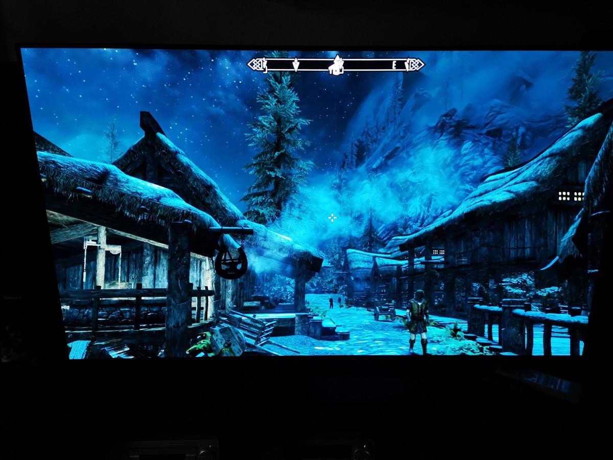 Elder Scrolls Skyrim Vergleich Switch Vanilla & Series X modded