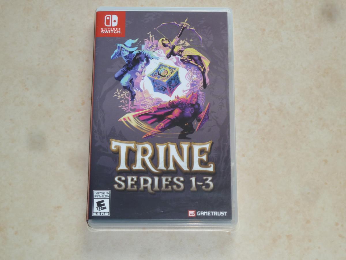 Trine 1-3