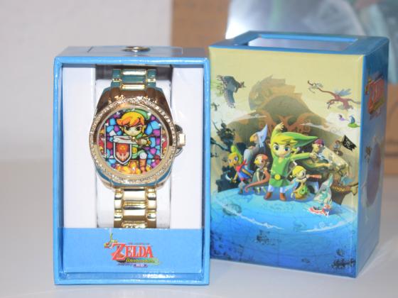 Zelda Uhr
