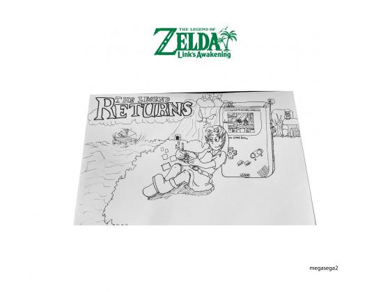 Link Zelda gewinnspiel
