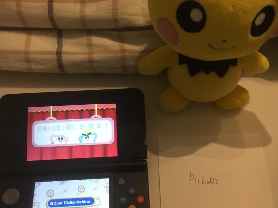 Kirby Garn Gewinnspiel - Pichu42