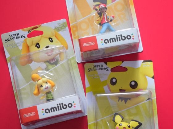 Neue Super Smash Bros. amiibo